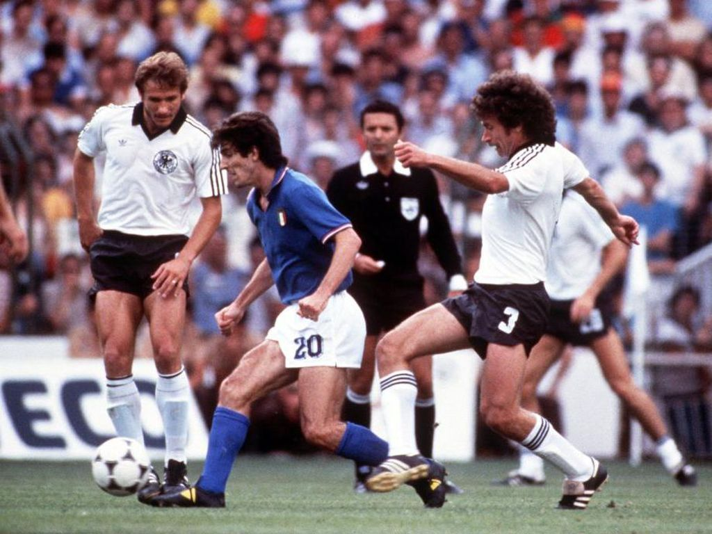 Legenda Italia Paolo Rossi Meninggal Dunia