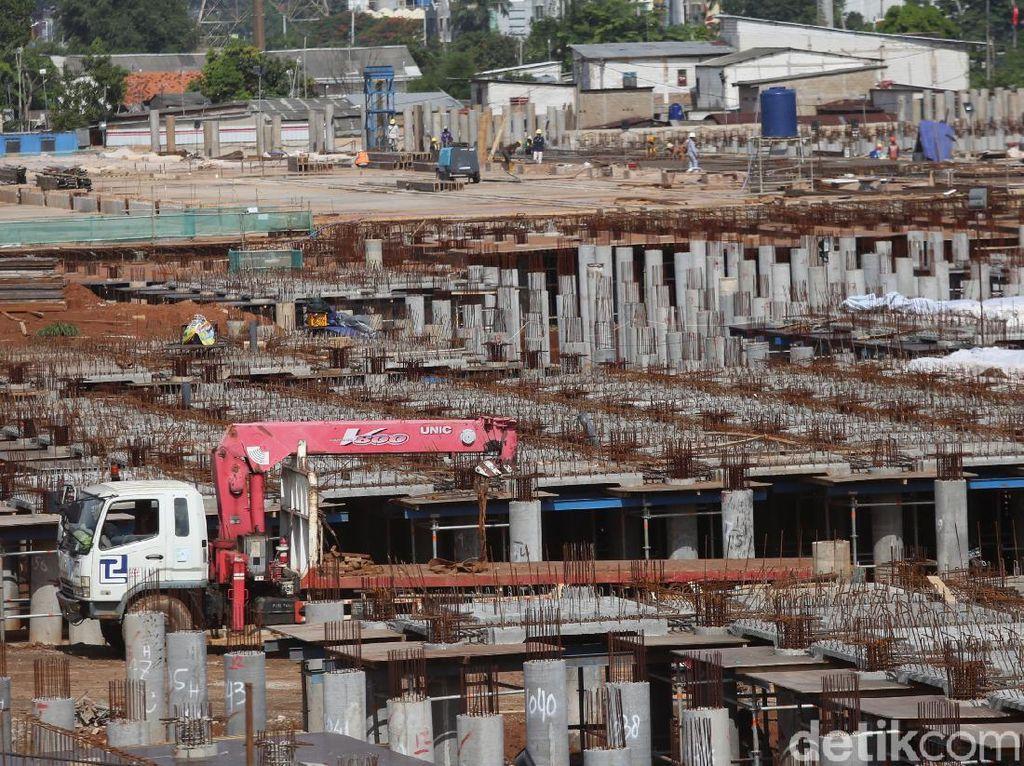 Update Terkini LRT Jabodebek, Sudah Sampai Mana?