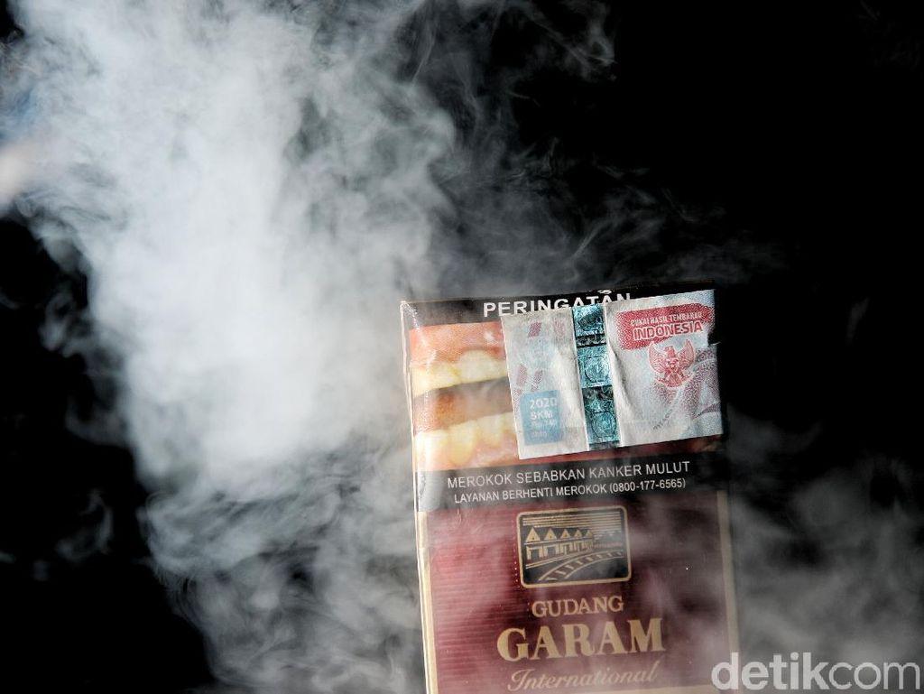 Cukai Rokok Naik di 2021, Ini Janji Sri Mulyani ke Petani dan Buruh