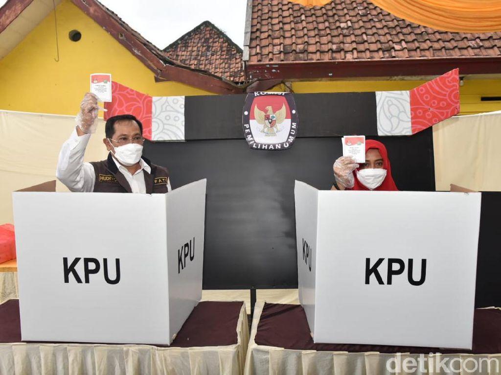 Pj Bupati Sidoarjo Sebut Partisipasi di Pilkada 2020 Lebih Baik dari Tahun 2015