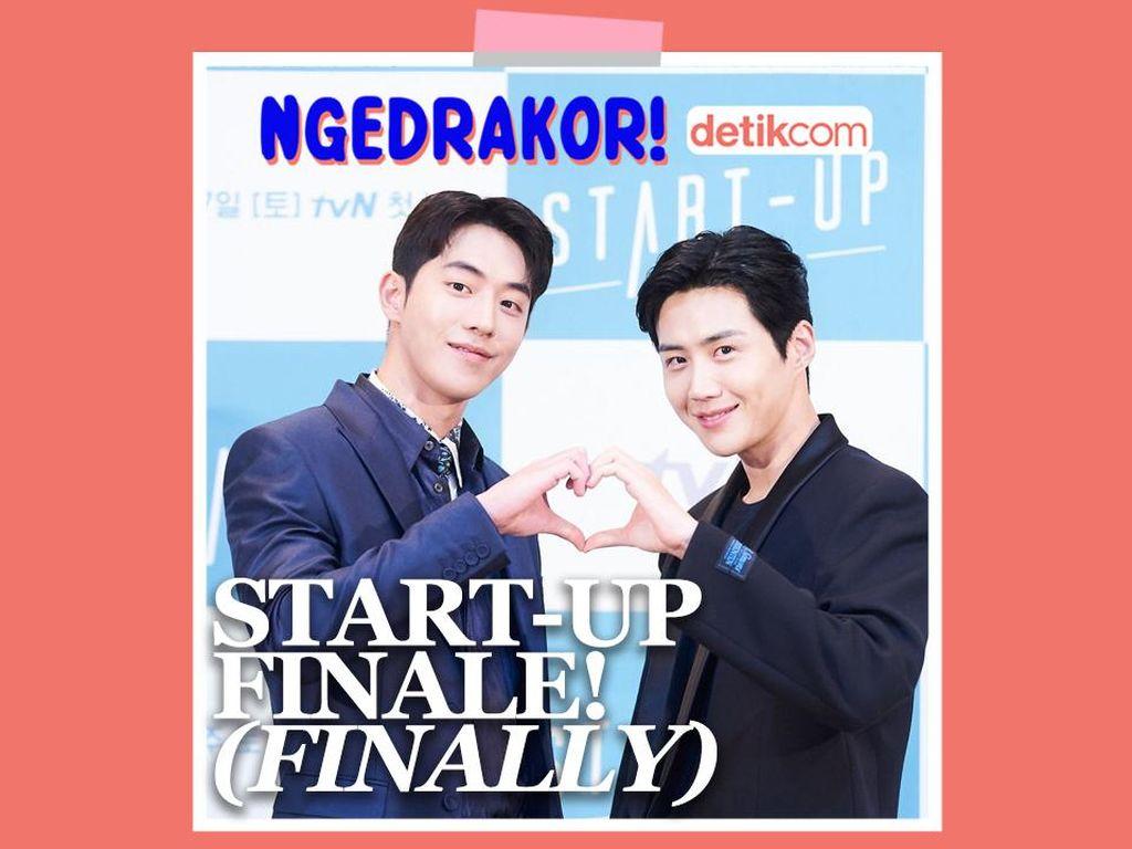 Podcast ngedrakor!: Ending Start-Up, Han Ji Pyeong Layak Dapat yang Terbaik