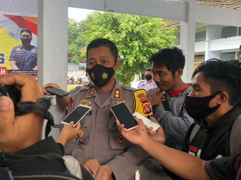 Kapolres Lombok Tengah Imbau Pendukung Paslon Tak Euforia Usai Pilkada