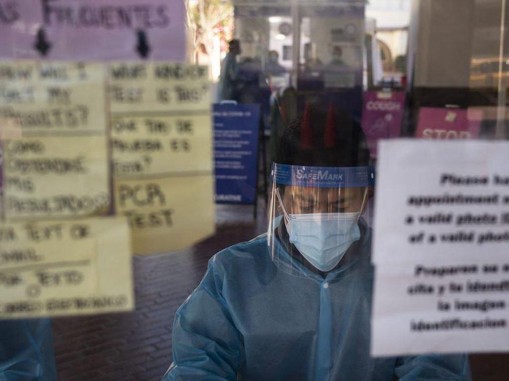 AS Catat 3 Ribu Kematian Akibat Corona Sehari, Tertinggi Sejak April
