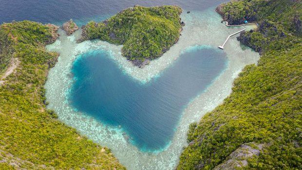 Pulau Misool, Raja Ampat, Indonesia