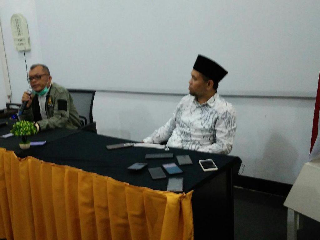 Kalah Versi QC, Calon Wakil Walkot Medan Salman Masih Tunggu Hasil KPU
