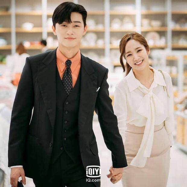 Secretary Kim/Sumber:instagram.com/ parkparkonly