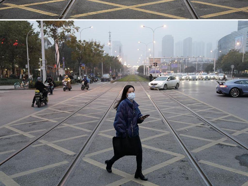 Wajah Wuhan di 2021 Setelah Hantaman Corona