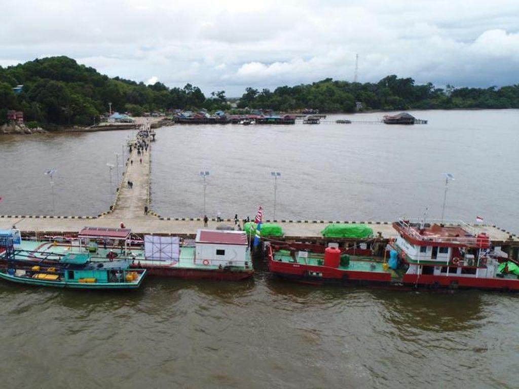 Pertamina Dirikan 14 SPBU 3T di Kalimantan
