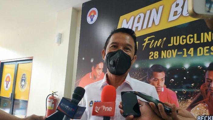 Sekjen PSSI, Yunus Nusi, mengungkap belum ada lawan Timnas indonesia U-19 di Spanyol.