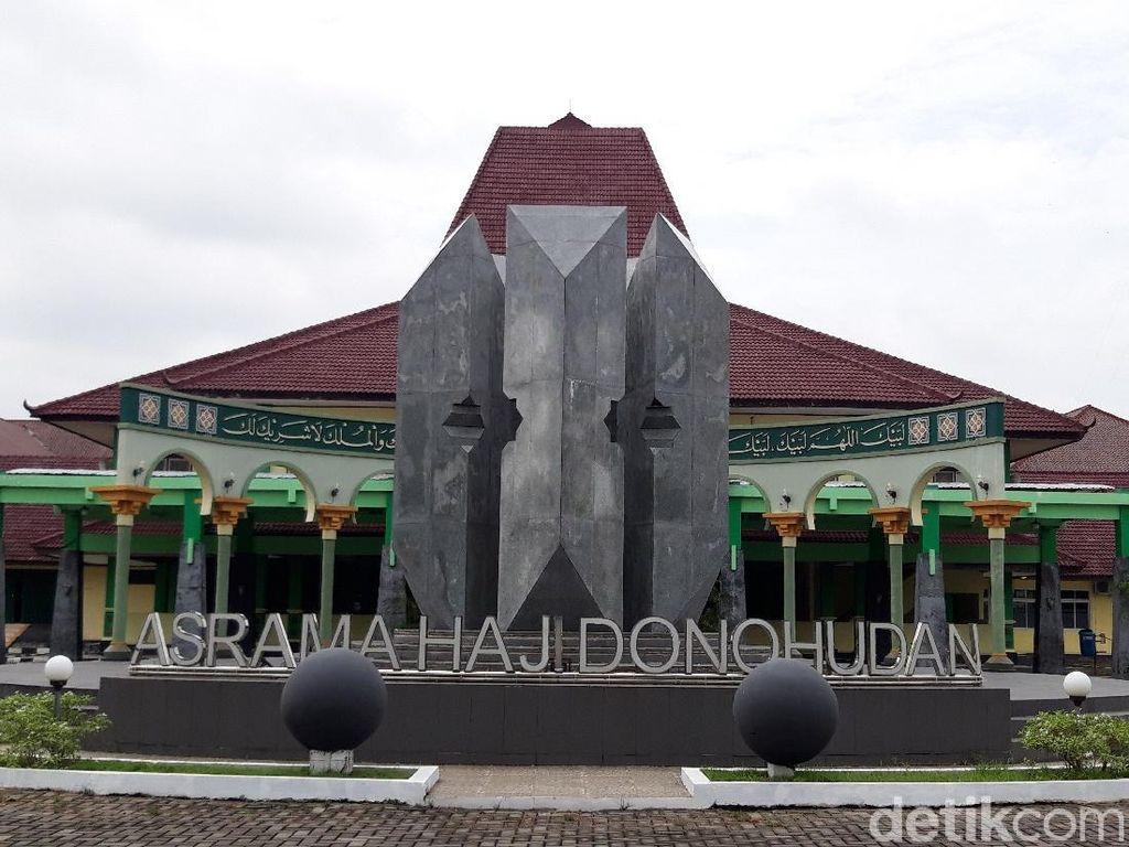 Asrama Haji Donohudan Boyolali Rawat 20 Pasien OTG, Mayoritas dari Solo