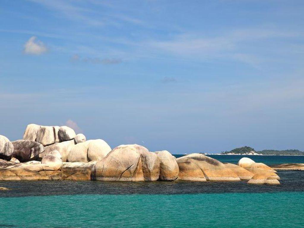 Belitung, Wisata Laut yang Indah dari Sumatera
