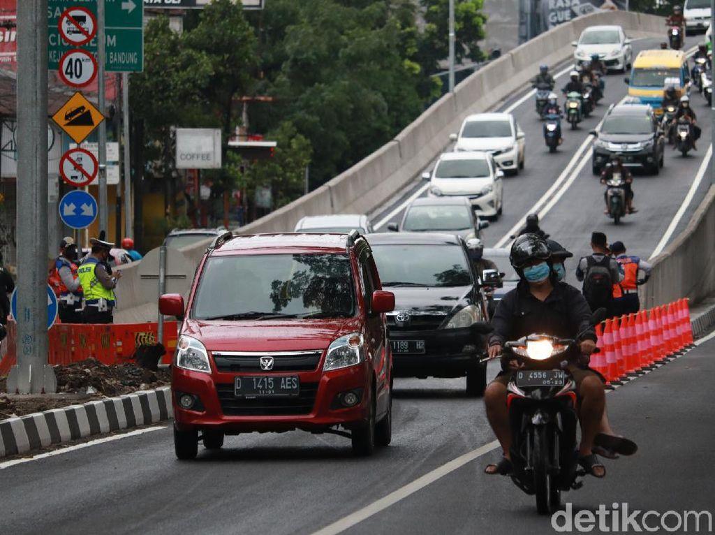 Evaluasi Fly Over Jalan Jakarta-Supratman, Ada Median yang Harus Dipotong