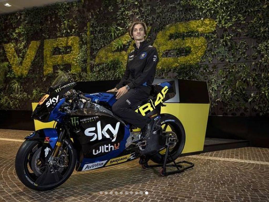 Sudah Waktunya Valentino Rossi Punya Tim Sendiri di MotoGP