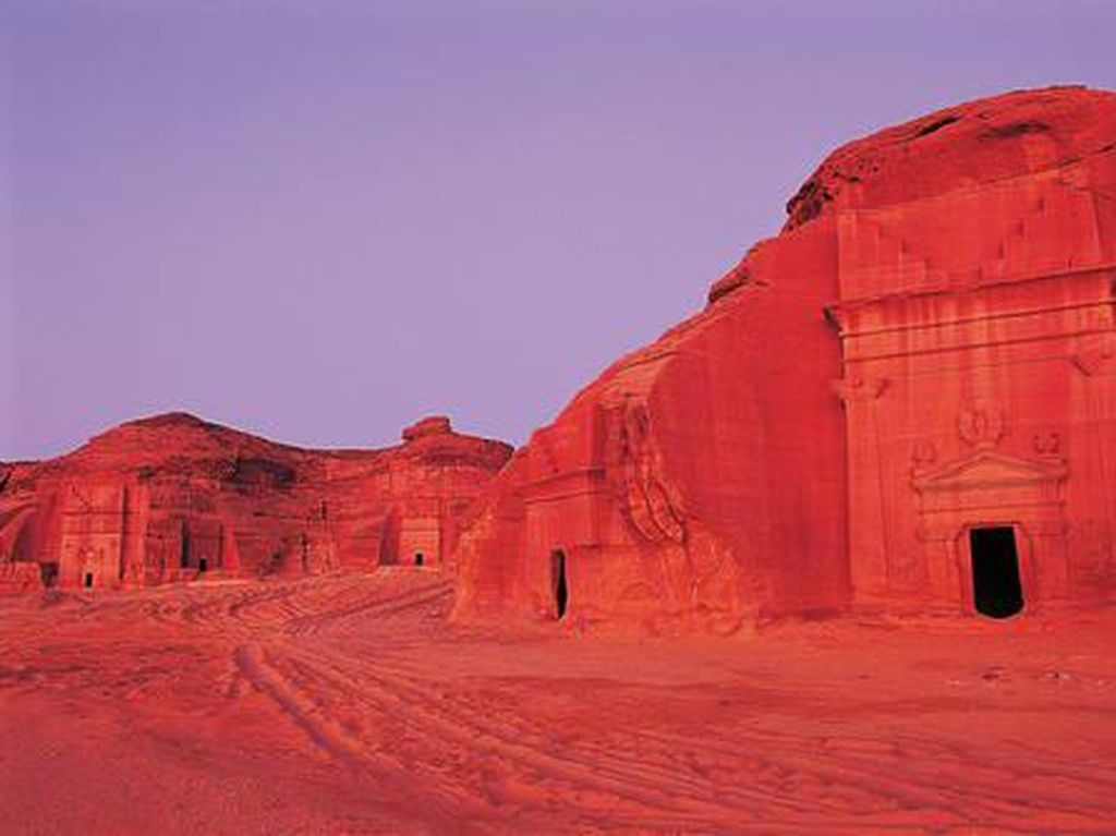 9 Fakta Hegra, Kota Kuno Arab Saudi yang Diazab Allah