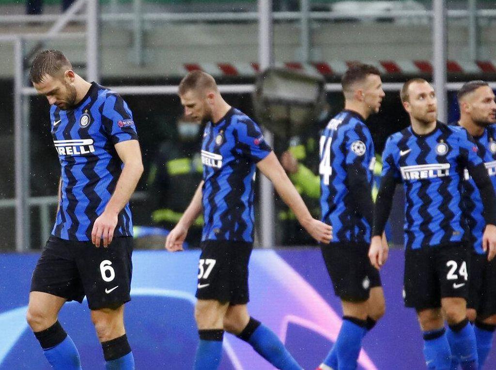 Inter Enggan Sedih Lama-Lama, Fokus ke Serie A dan Coppa Italia