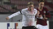 Video Gol Ciamik Jens Petter Hauge, Bintang Kemenangan Milan