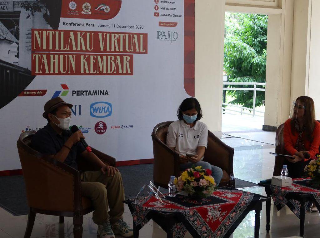 Pandemi Corona, Nitilaku Dies Natalis UGM 2020 Digelar Virtual