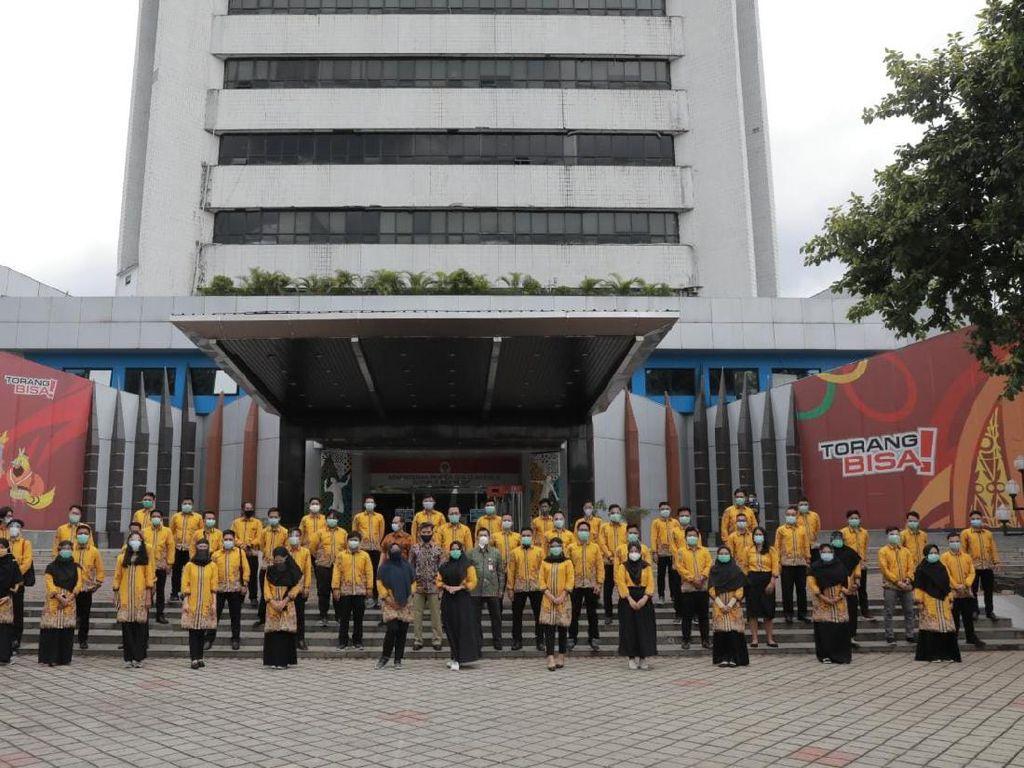 Dorong Pemuda Jadi Agen Perubahan, Kemenpora RI Gelar PKPMN Angkatan I