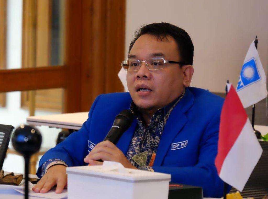 Lampiran Perpres soal Miras Dicabut, PAN Usul Tim Hukum Jokowi Dirombak