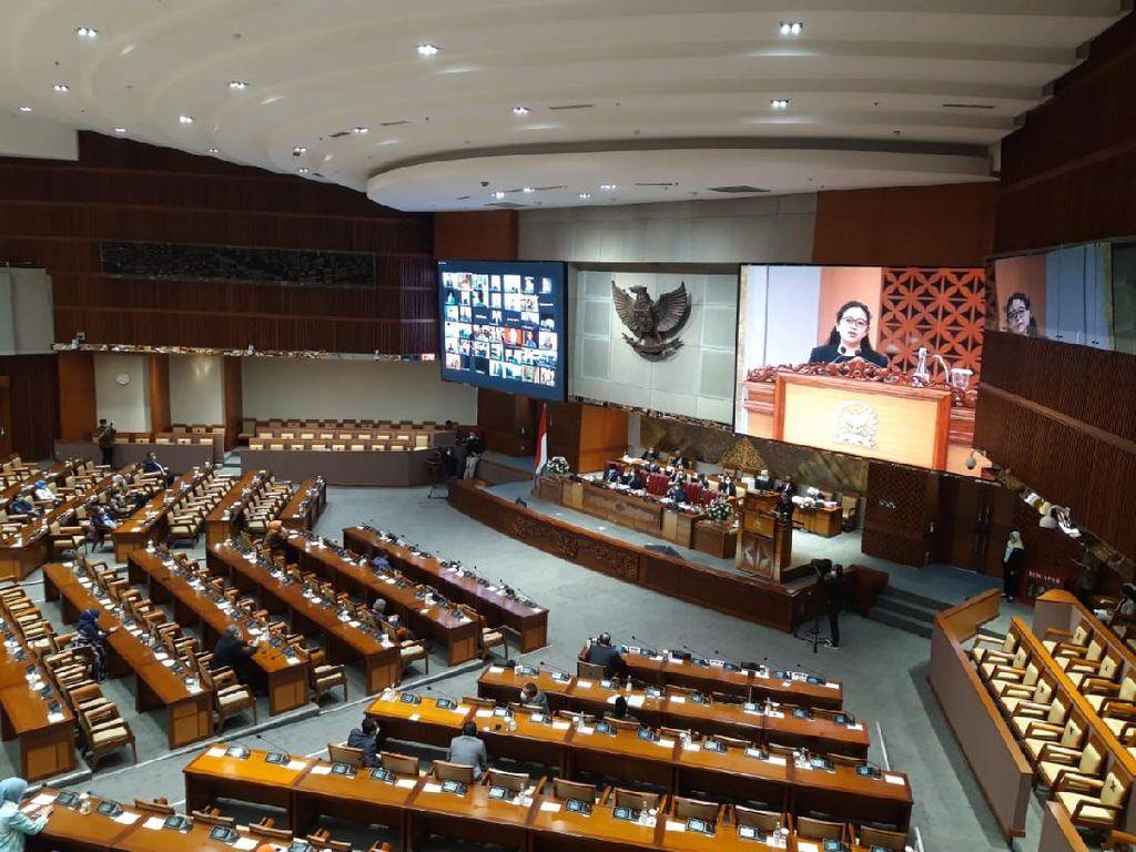Puan: Prolegnas Prioritas 2021 Ditetapkan di Masa Sidang Akan Datang