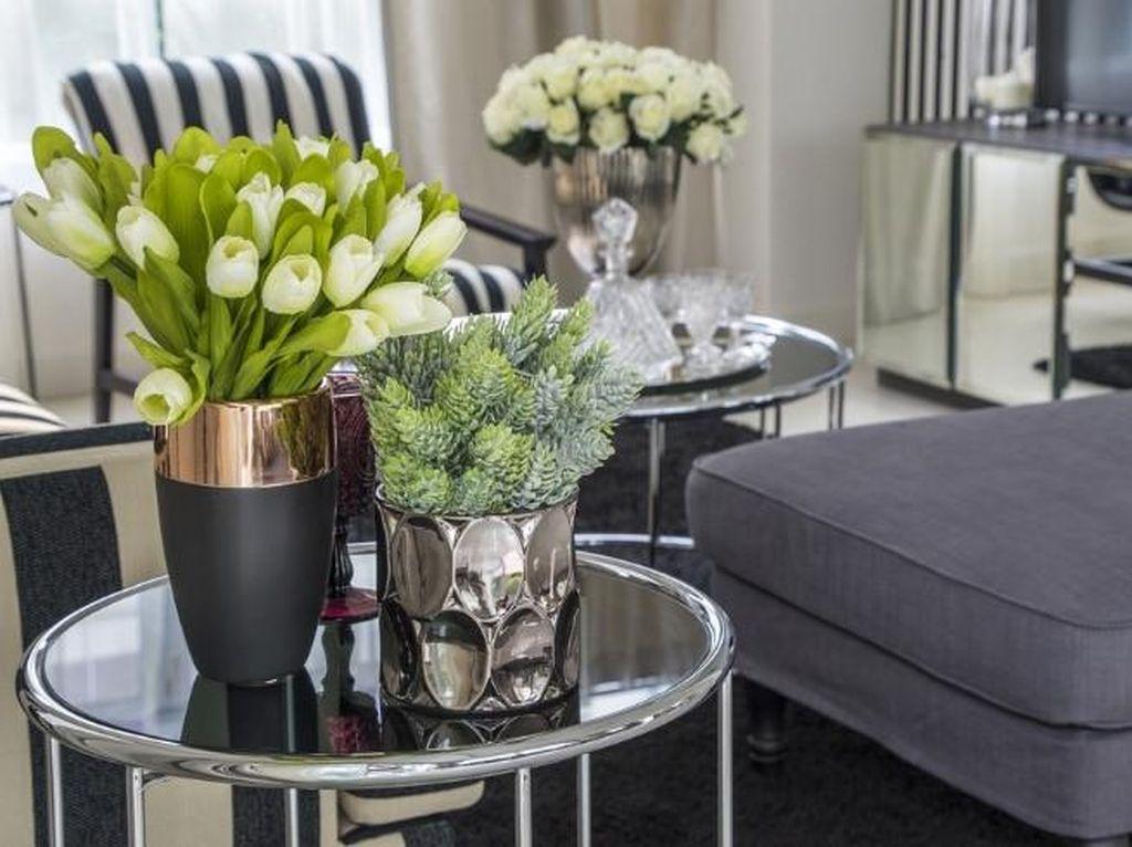 Rumah Makin Cantik dengan Bunga Hias Plastik dari Lazada, Ini Tipsnya!
