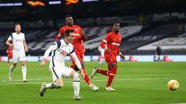 Kalahkan Antwerp, Spurs Juara Grup J Liga Europa