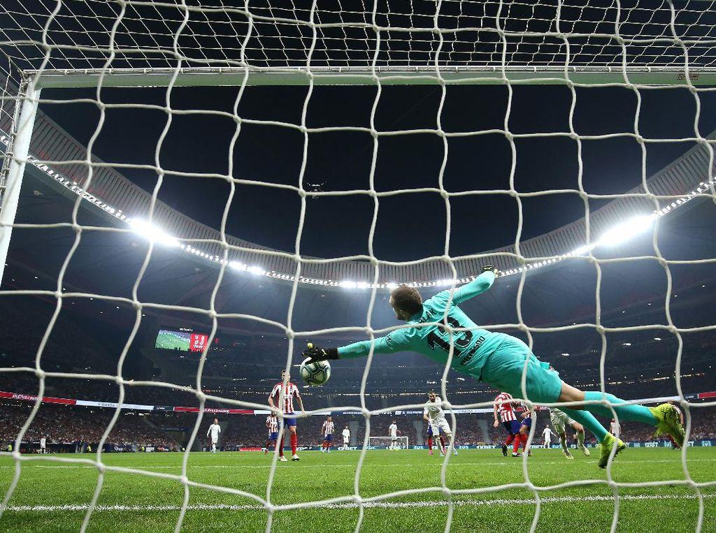 Madrid Lagi Inkonsisten, Keuntungan bagi Atletico?