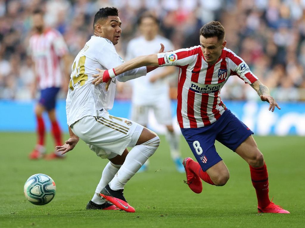 Madrid Vs Atletico di Akhir Pekan, Ini Data dan Fakta Derby Madrid