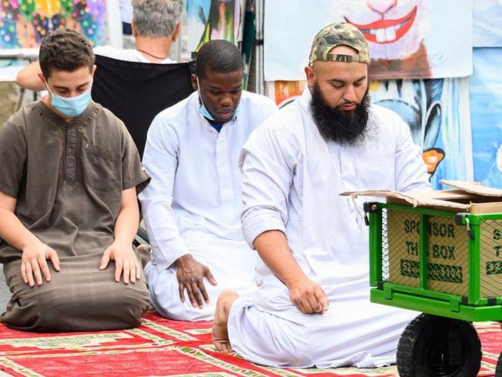 MA Amerika Menangkan Gugatan 3 Pria Muslim yang Dilarang Naik Pesawat