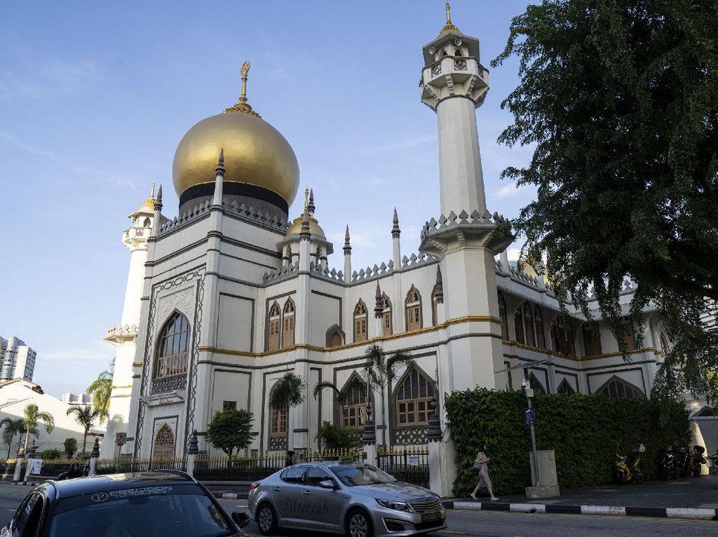Kisah Mistis Batu Kuda hingga Masjid Termegah di Singapura