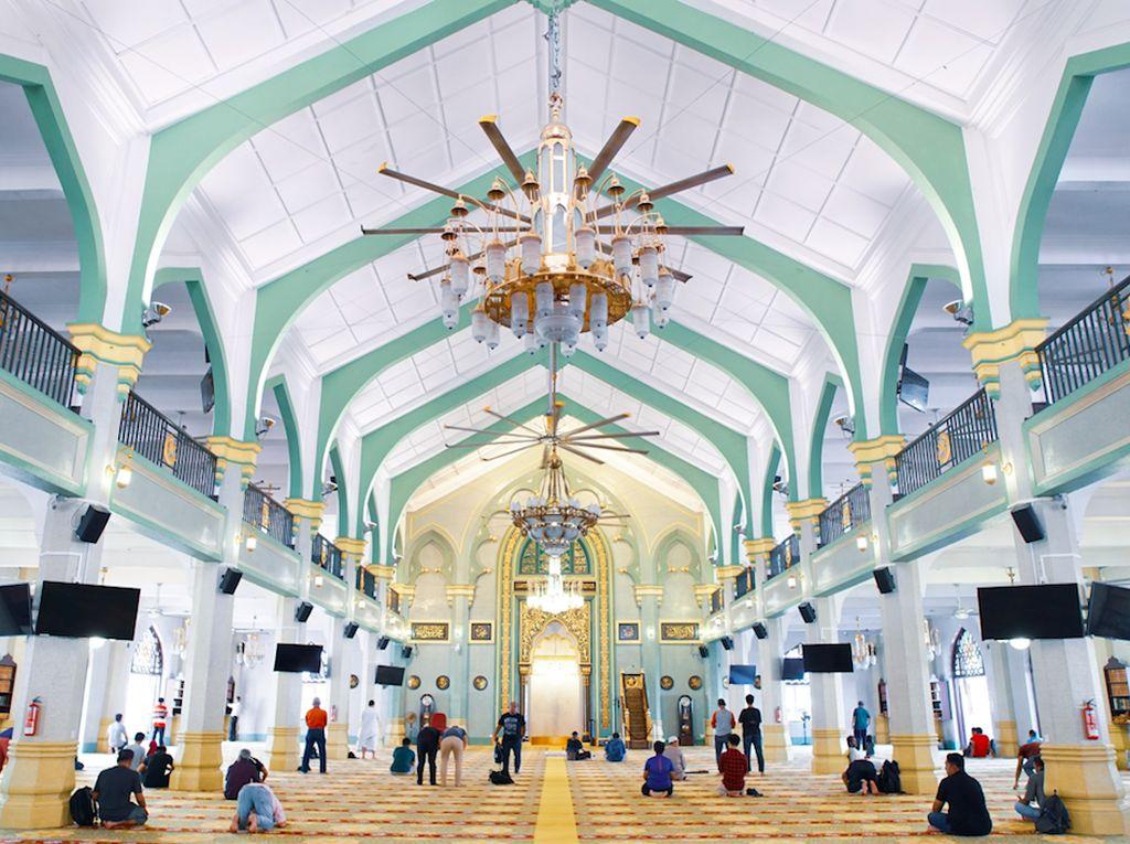 Singapura Waspada Usai Penangkapan ABG yang Akan Serang 2 Masjid