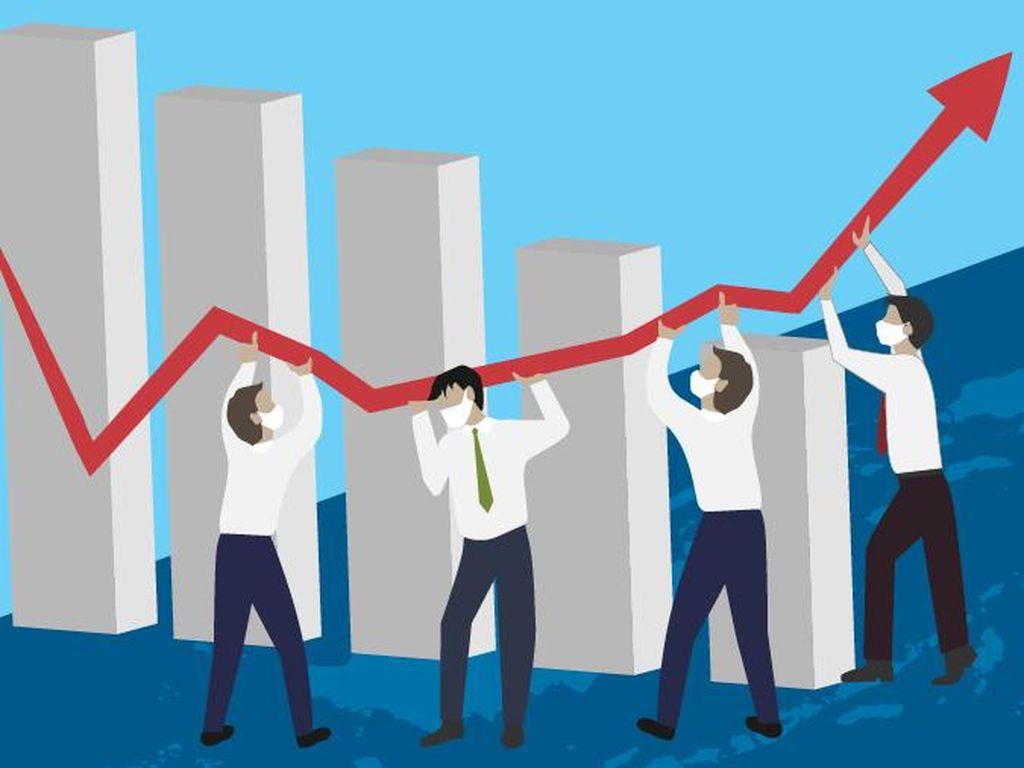 Daya Beli Diklaim Naik, Pemerintah Pede Ekonomi Tumbuh Tahun Ini