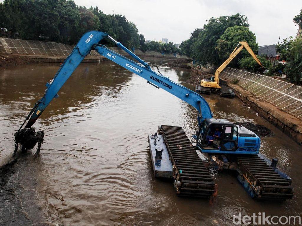 PDIP dan Revitalisasi Sungai Ciliwung