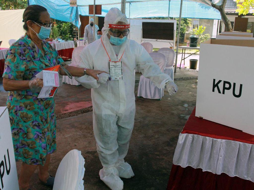 Bikin Deg-degan! Satu TPS Ini Tentukan Nasib Seluruh Kabupaten Inhu Riau