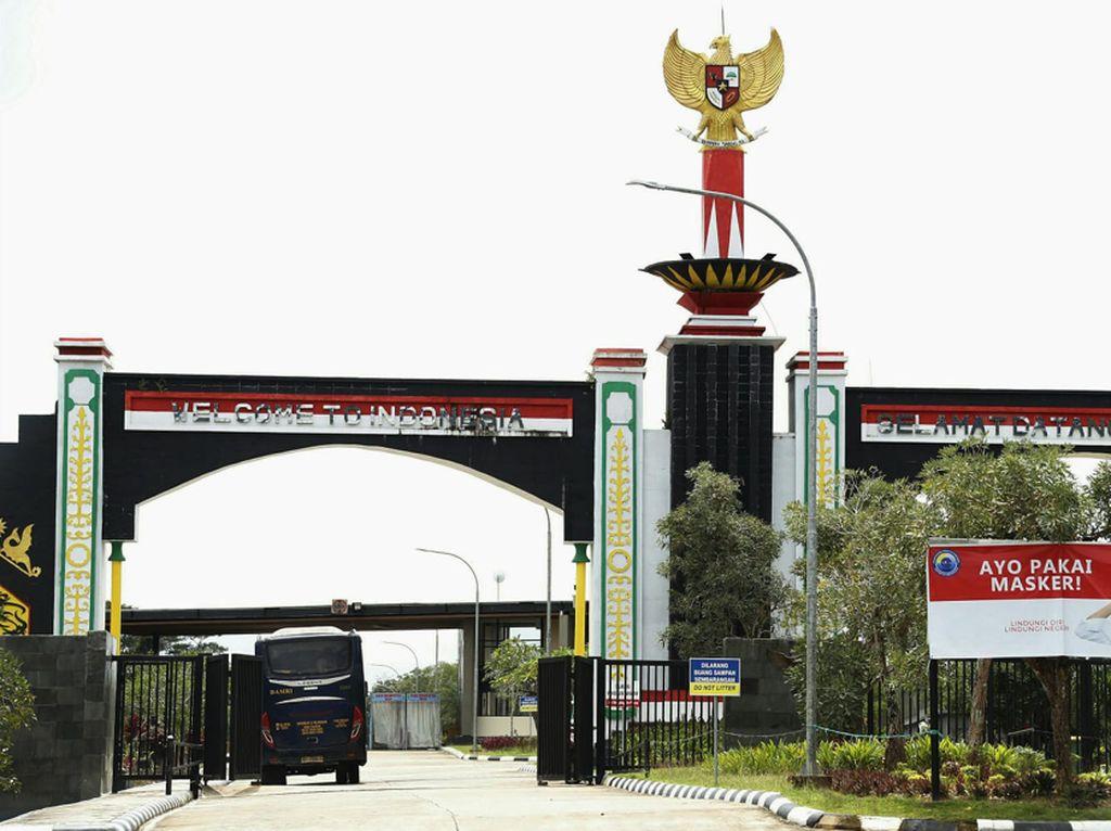 9 Fakta Tentang Aruk, Gerbang Perbatasan RI-Malaysia di Kalimantan Barat