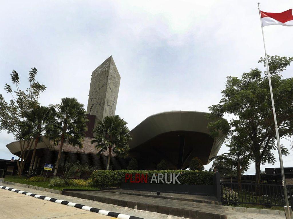 Aruk, Wajah Perbatasan Indonesia-Malaysia di Kalimantan Barat