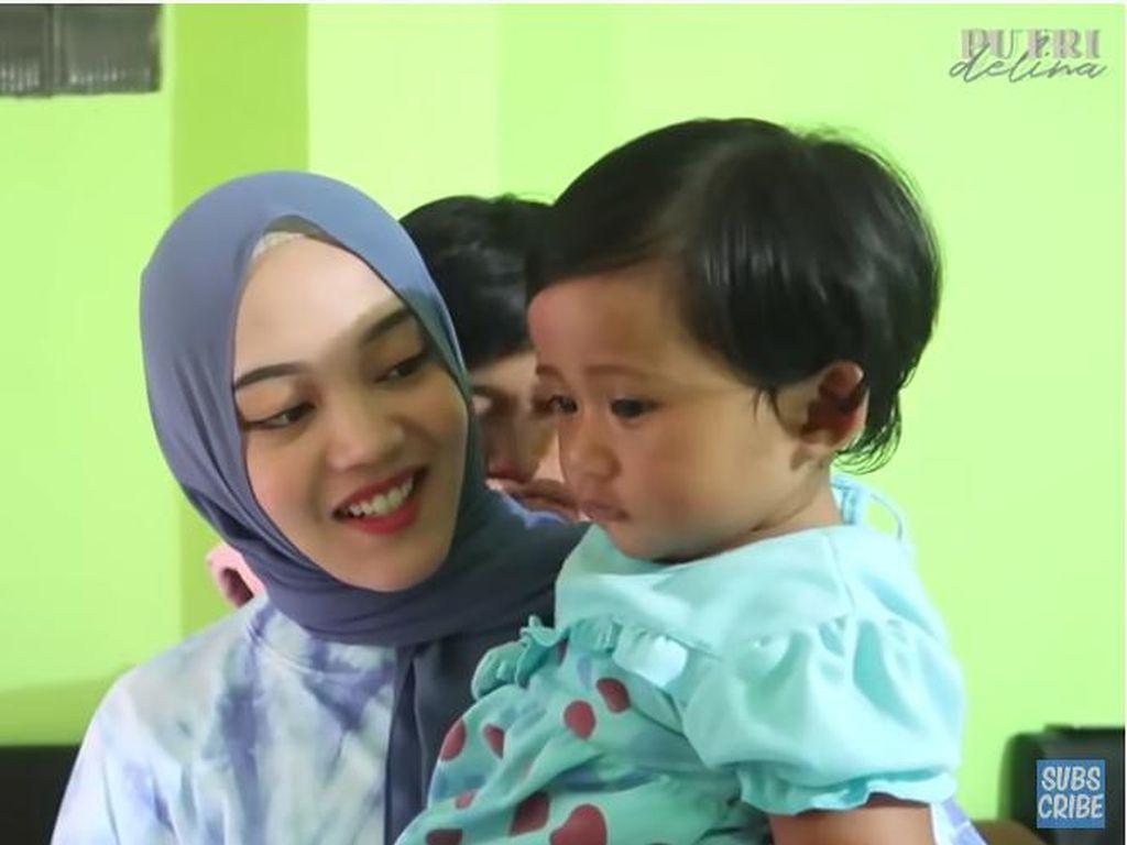 Dituding Tak Urus Anak Lina, Teddy Pamer Bobot Bintang yang Gemuk