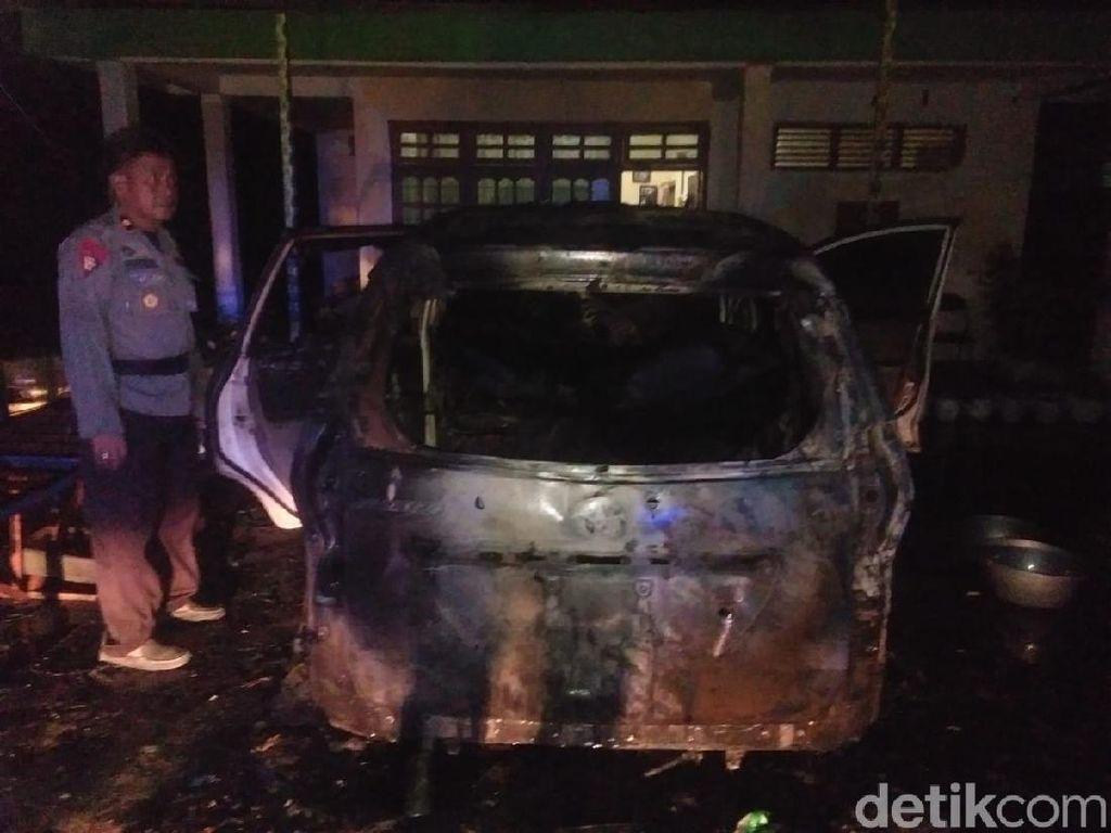 5 Pembakar Rumah-Mobil Pendukung Cabup Petahana Lutra Ngaku Inisiatif Sendiri