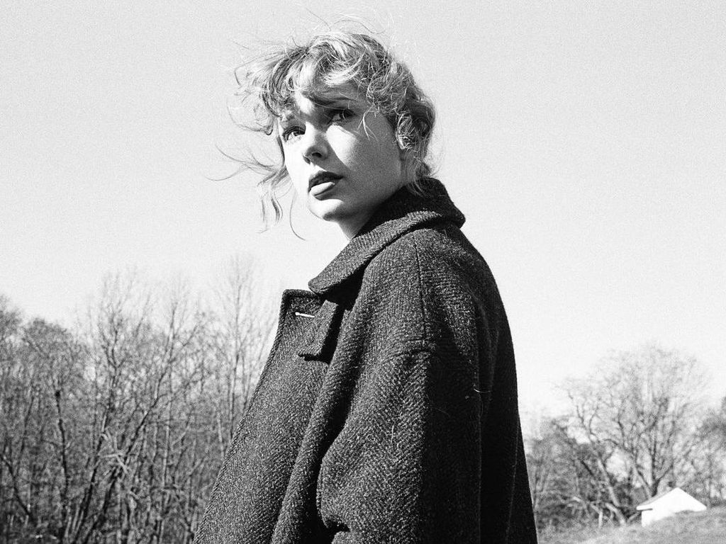 Langkah Baru Taylor Swift Lewat Album Evermore