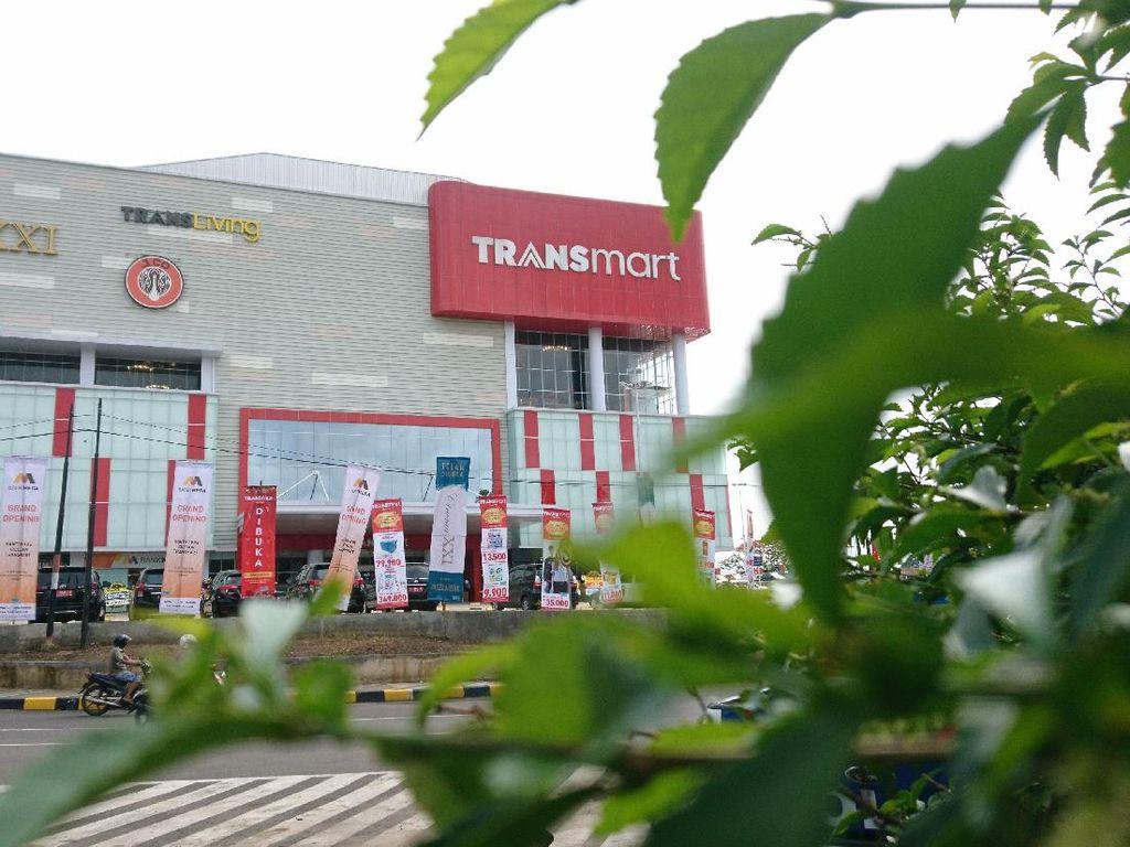 Transmart Cilegon Resmi Dibuka