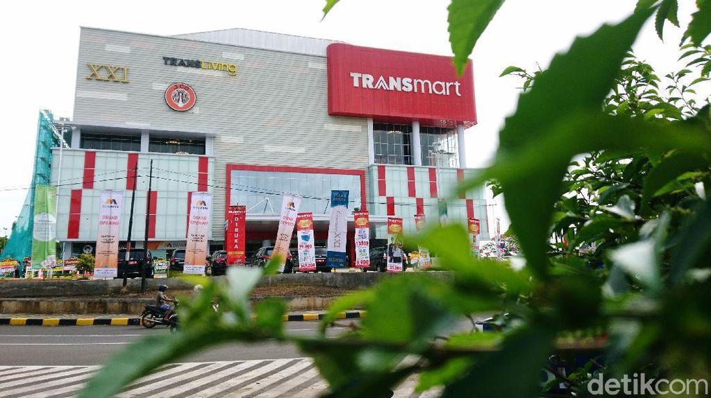 Transmart Hadir di Cilegon