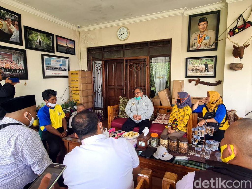 Usai Pilkada, Cabup Marwan Ajak Masyarakat Kembali Membangun Sukabumi