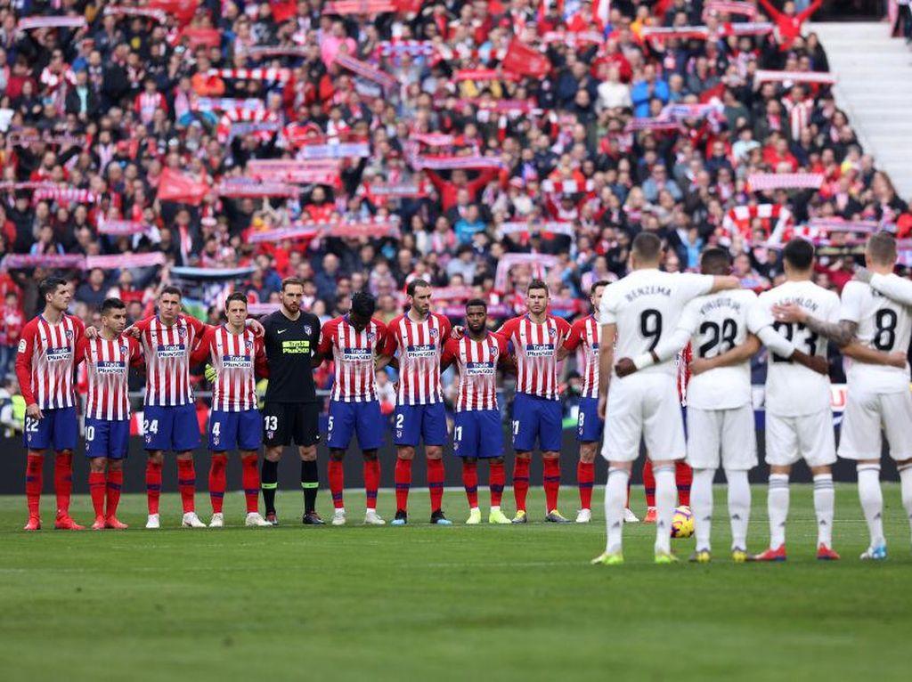 Derby Madrid Bakal Aneh Tanpa Suporter di Stadion