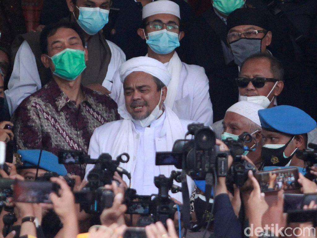 Ada Anggota DPR Siap Jamin Penangguhan Penahanan Habib Rizieq