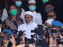 Pengacara: Habib Rizieq Lebih Menikmati di Rutan Bareskrim