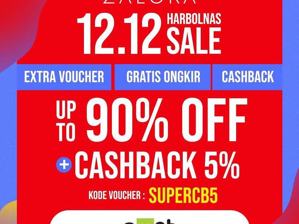 15 Brand yang Diskon Harbolnas 12.12, Skechers Hingga H&M