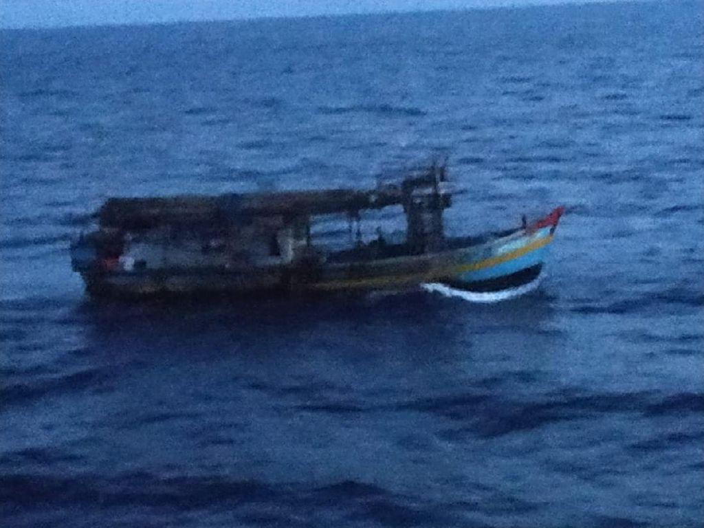 Bakamla Tangkap Kapal Ikan Vietnam Curi Ikan di Perairan Natuna