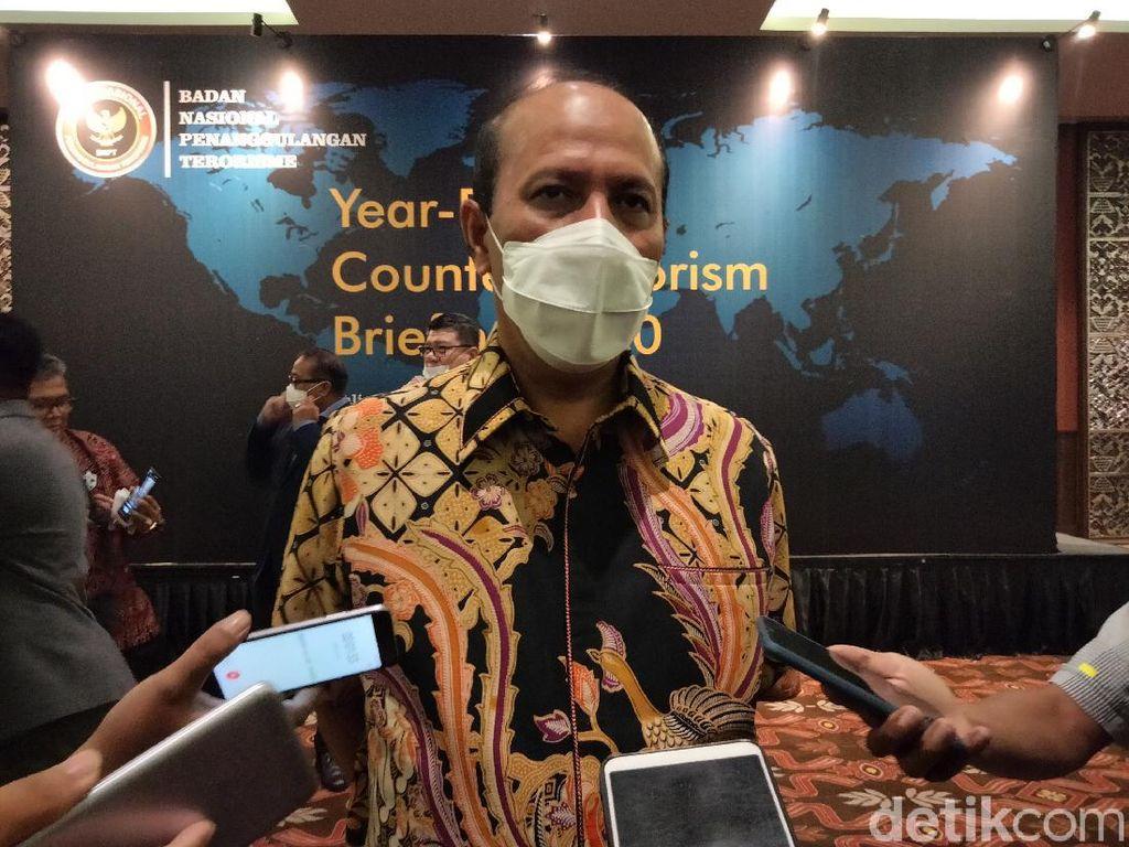 Kepala BNPT Ungkap Pelaku Teroris Aktif Gerilya di Medsos Saat Pandemi