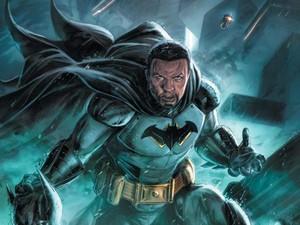 Putra Lucius Akan Jadi Batman Hitam Pertama, Setuju?