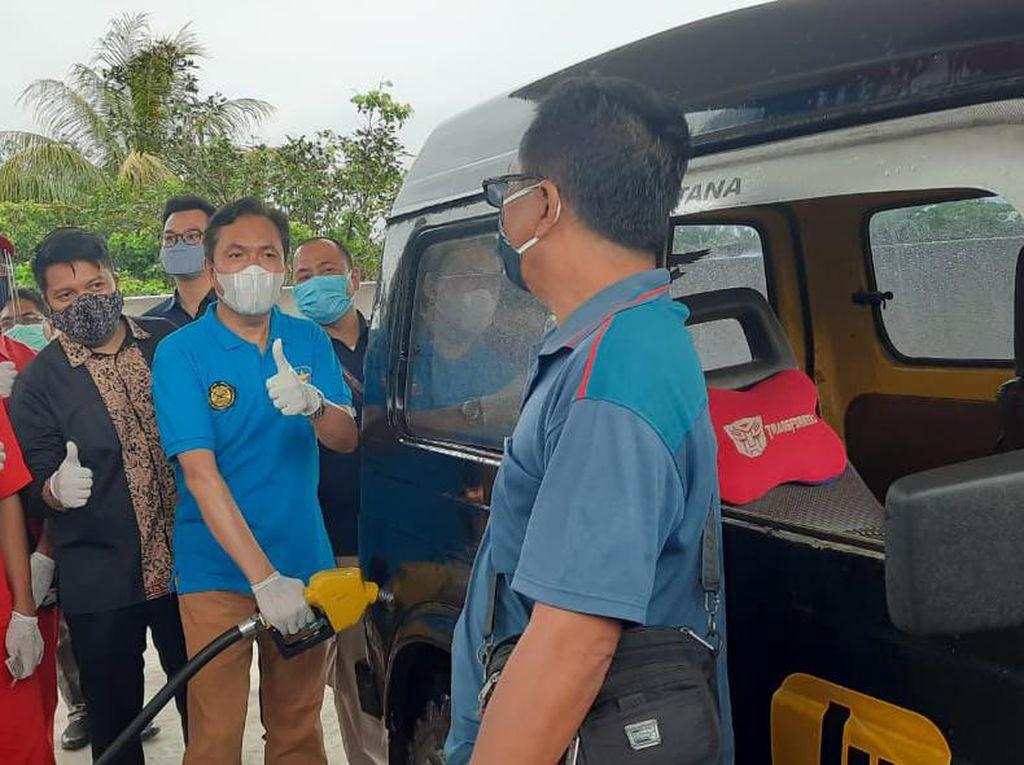 Kepala BPH Migas Usul Dana CSR Pertamina buat Dorong Pertashop